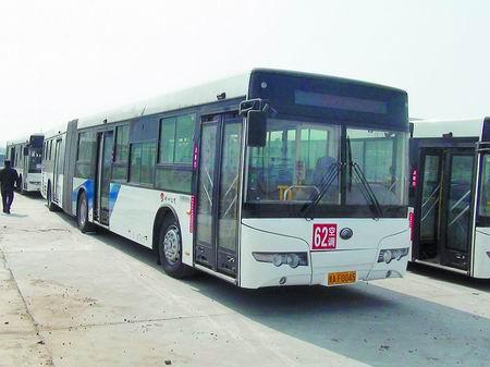 郑州市62路,86路公交车行车路线